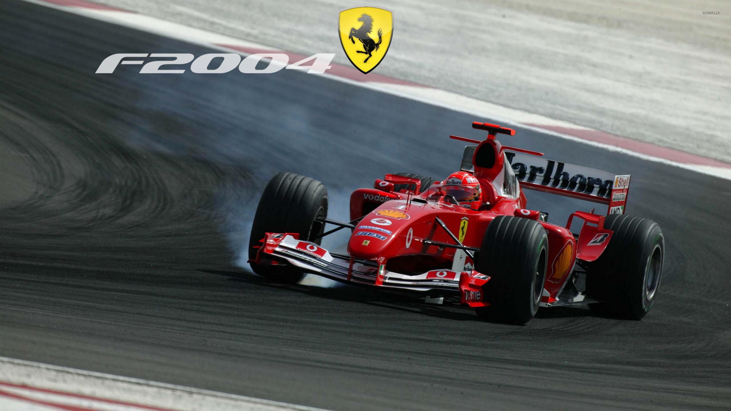Ferrari F2004 Wallpaper Sport Wallpapers 30543