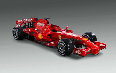 Ferrari F2008 wallpaper