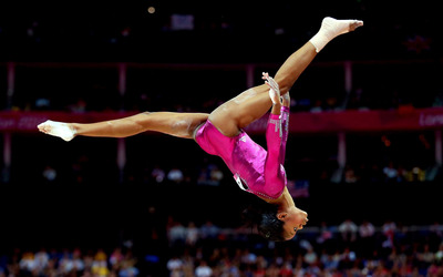 Gabrielle Douglas [2] wallpaper