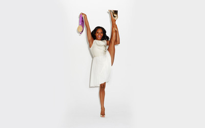 Gabrielle Douglas [5] wallpaper