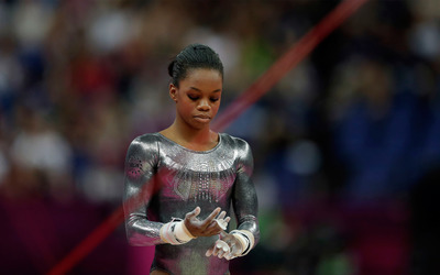 Gabrielle Douglas [6] wallpaper