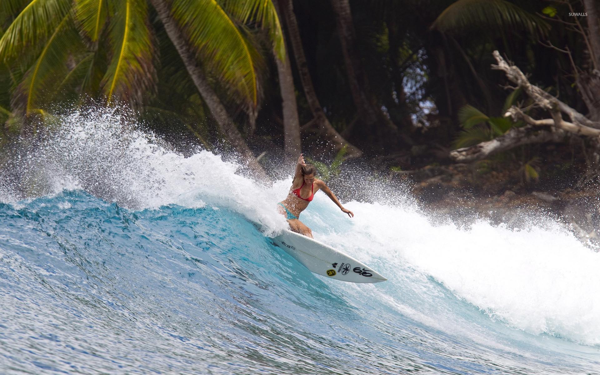 surf girl wallpaper for - photo #15
