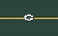 Green Bay Packers on green background wallpaper 2560x1600 jpg