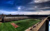 Harvard football field wallpaper 3840x2160 jpg