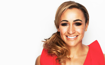 Jessica Ennis [11] wallpaper