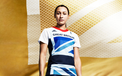 Jessica Ennis [12] wallpaper