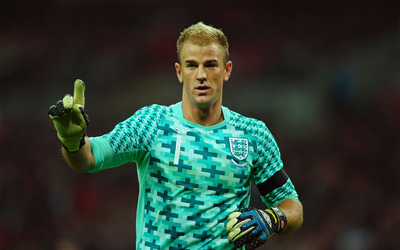 Joe Hart [3] wallpaper