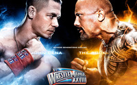 John Cena vs The Rock [2] wallpaper 1920x1080 jpg