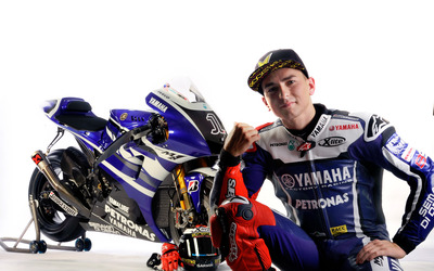 Jorge Lorenzo [3] wallpaper