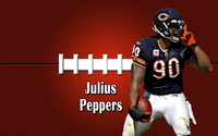 Julius Peppers wallpaper 2560x1600 jpg