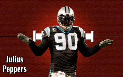 Julius Peppers [2] wallpaper