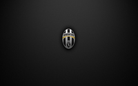 Juventus F.C. on gray texture wallpaper 1920x1200 jpg