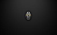 Juventus F.C. on gray texture wallpaper 1920x1200 jpg