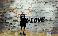 Kevin Love wallpaper 1920x1200 jpg