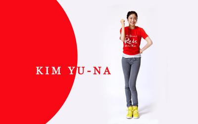 Kim Yu-Na [4] wallpaper