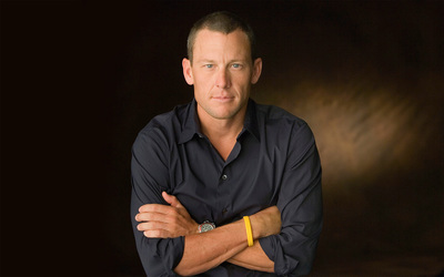 Lance Armstrong wallpaper