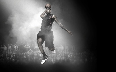 LeBron James [2] wallpaper