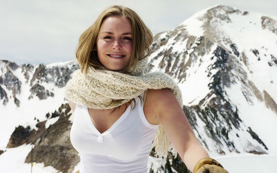 Lindsey Vonn [9] wallpaper