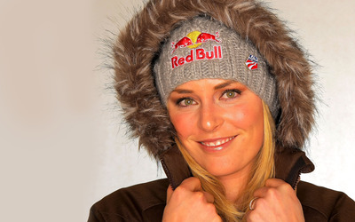 Lindsey Vonn [15] wallpaper