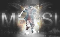 Lionel Messi [2] wallpaper 1920x1200 jpg