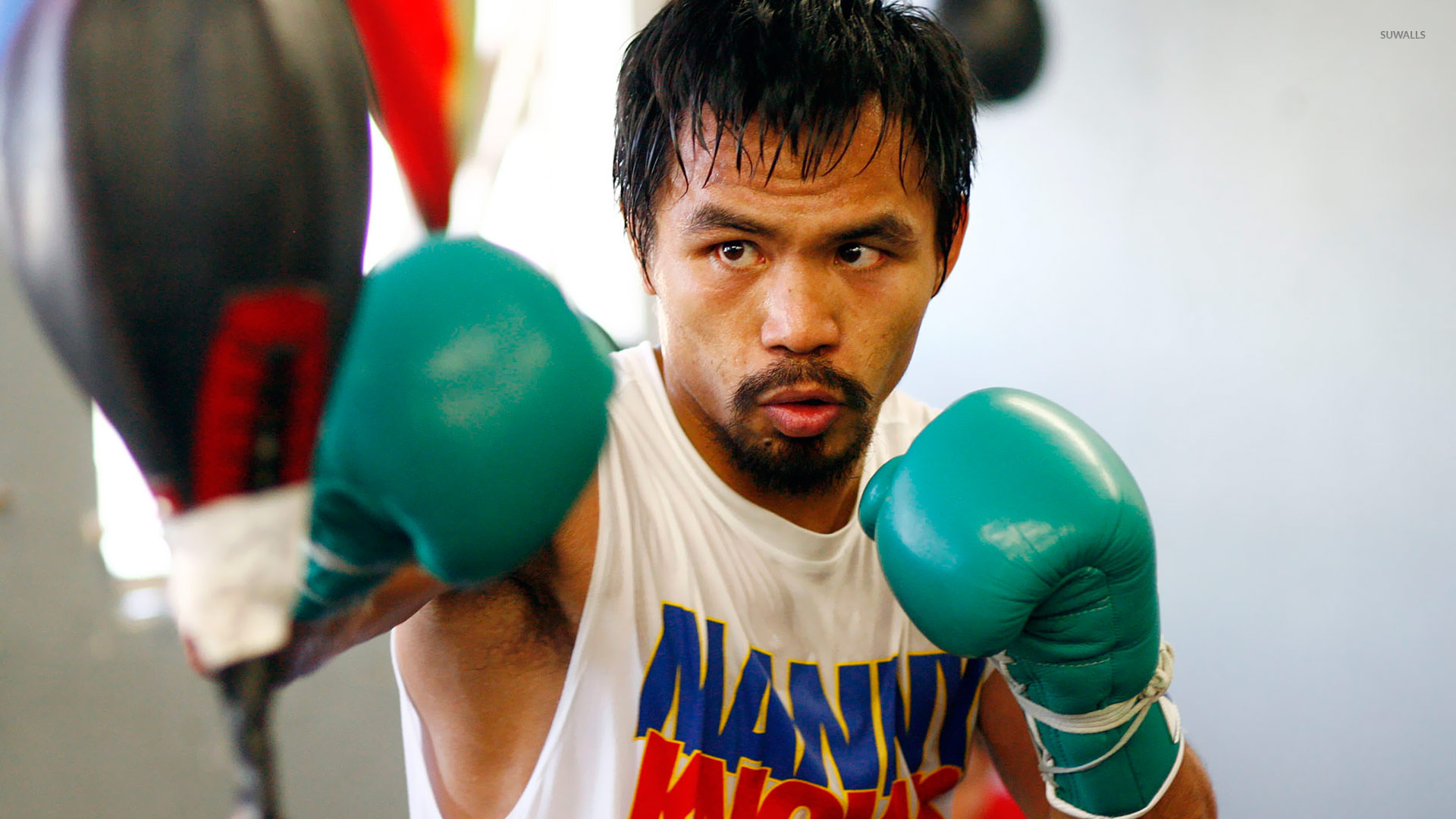 is manny 'pacman' pacquiao really a Nes – former world champion manny 'pacman' pacquiao on  that he is very  serious about winning the match, knowing that matthysse is.