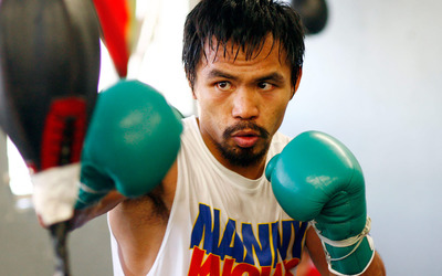 Manny Pacquiao [2] wallpaper