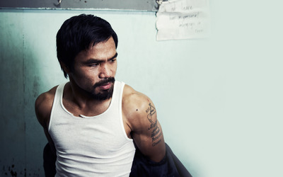 Manny Pacquiao [3] wallpaper