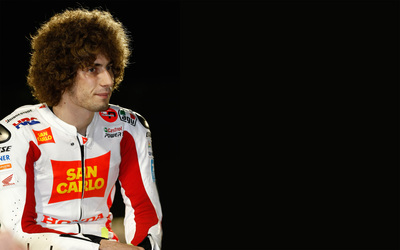 Marco Simoncelli [3] wallpaper