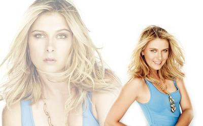 Maria Sharapova [33] wallpaper