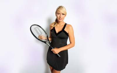 Maria Sharapova [15] wallpaper