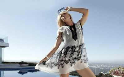 Maria Sharapova [5] wallpaper