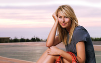 Maria Sharapova wallpaper 1920x1200 jpg