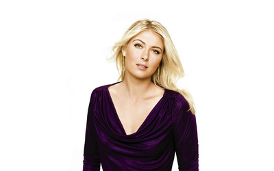 Maria Sharapova [39] wallpaper