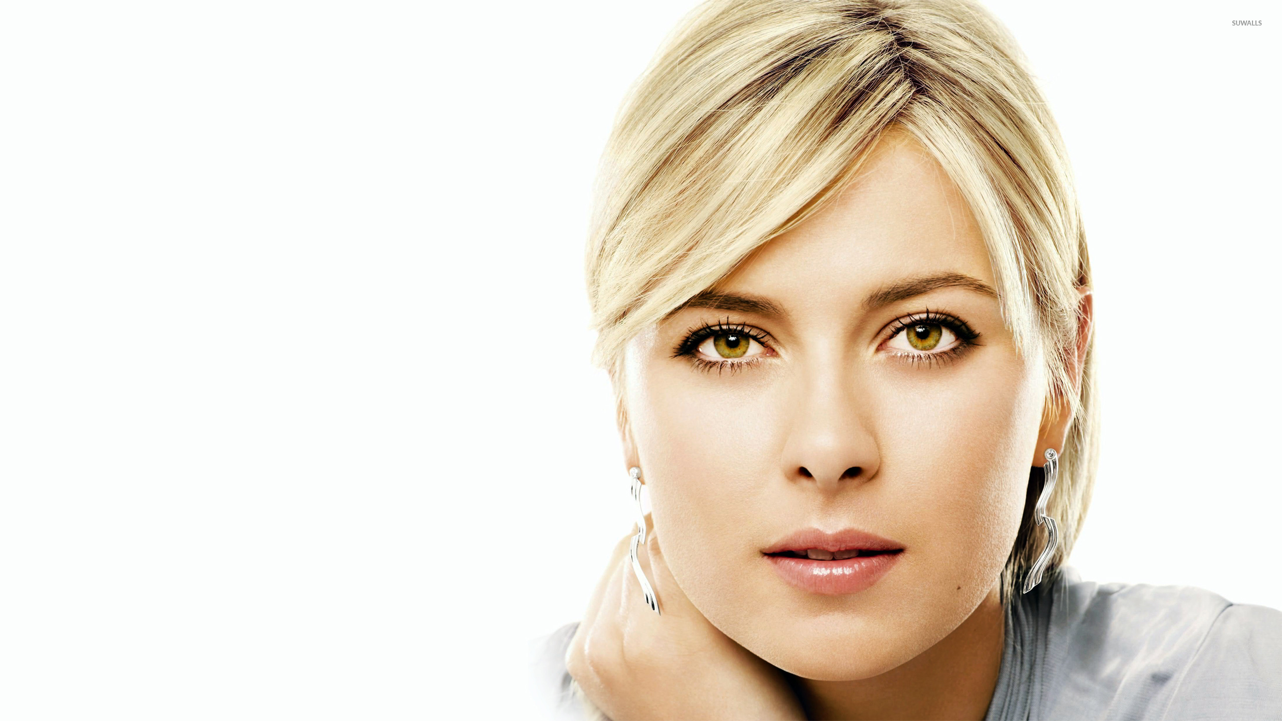 maria sharapova [2] wallpaper - sport wallpapers - #22924