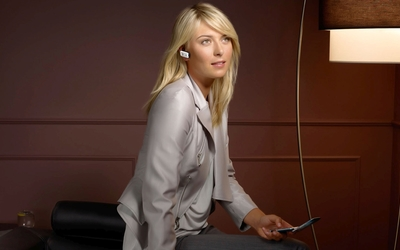 Maria Sharapova [43] wallpaper