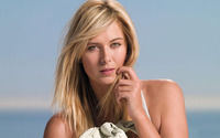 Maria Sharapova [3] wallpaper 1920x1200 jpg