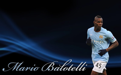 Mario Balotelli [3] wallpaper