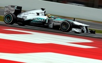 Mercedes AMG Petronas Formula One wallpaper 2560x1600 jpg