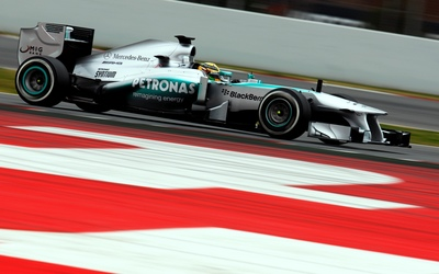 Mercedes AMG Petronas Formula One wallpaper