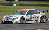 Mercedes-Benz C-Coupe DTM wallpaper 1920x1200 jpg