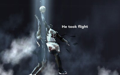 Michael Jordan [7] wallpaper