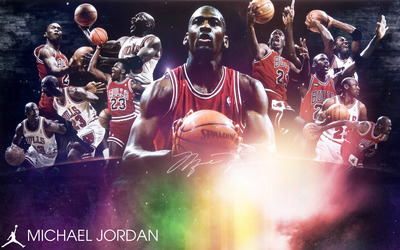 Michael Jordan [6] wallpaper