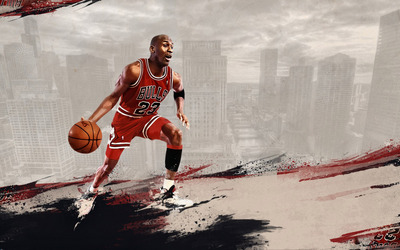 Michael Jordan [5] wallpaper