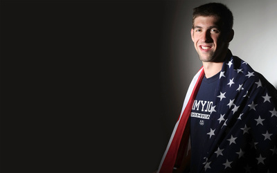 Michael Phelps [2] wallpaper