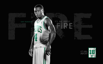 Nate Robinson, Basketball,NBA,Boston Celtics wallpaper