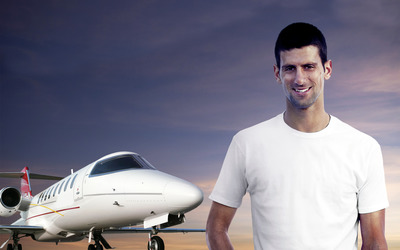 Novak Djokovic [7] wallpaper