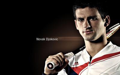 Novak Djokovic [9] wallpaper
