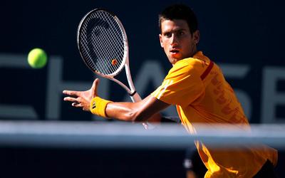 Novak Djokovic wallpaper