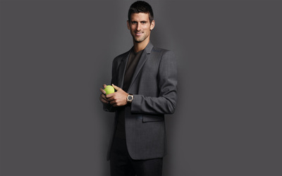 Novak Djokovic [6] wallpaper