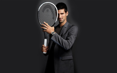 Novak Djokovic [2] wallpaper